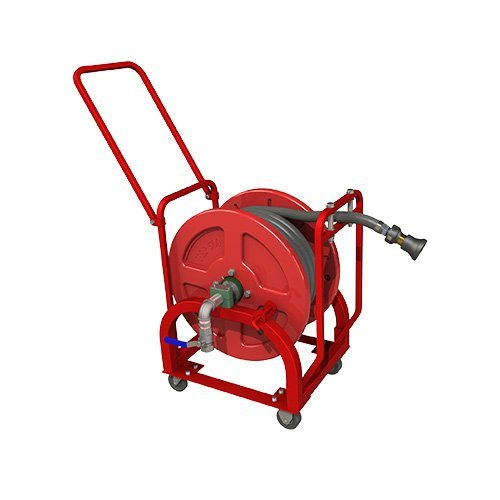 FSP HOSE REEL TROLLEY
