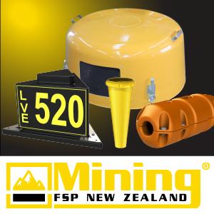 FSP Mining NZ logo
