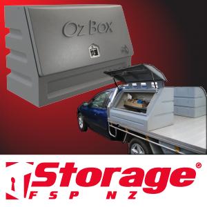 FSP Storage NZ logo
