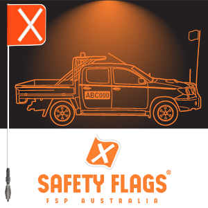 SAFETY FLAG FSP New Zealand - Logo