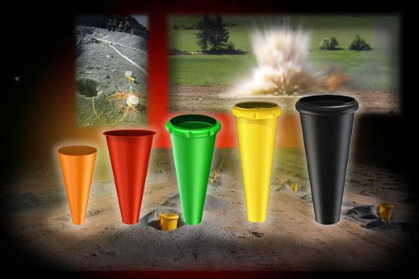 Hole Saver - drill and Blast range